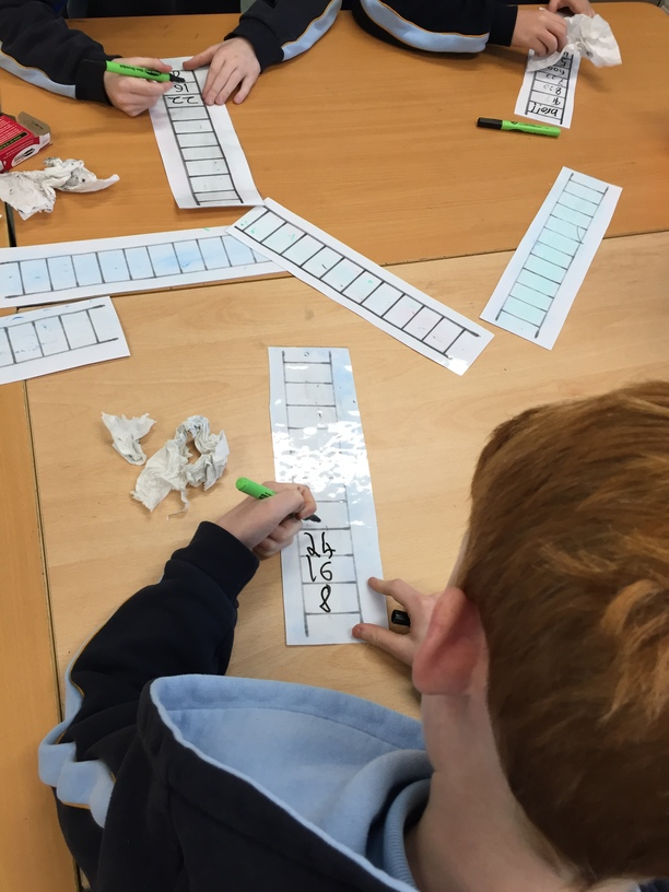 Maths Games - St. Mary\'s B.N.S.