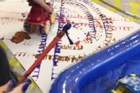 Gross Motor Skills and Messy Play