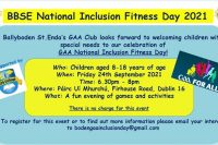 BBSE National Inclusion Fitness Day